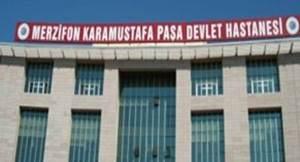 Amasya Merzifon Kara Mustafa Paşa Devlet Hastanesi Resmi
