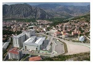 Amasya Sabuncuoğlu Şerefeddin Devlet Hastanesi Resmi