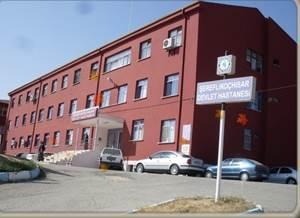 Ankara Şereflikoçhisar Devlet Hastanesi Resmi