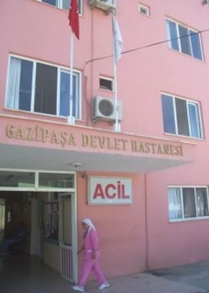 Antalya Gazipaşa Devlet Hastanesi Resmi