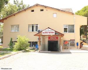 Antalya Kaş Devlet Hastanesi Resmi