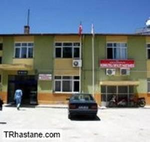 Antalya Korkuteli Devlet Hastanesi Resmi