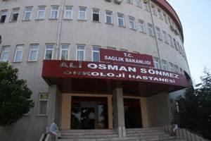 Bursa Ali Osman Sönmez Onkoloji Hastanesi Resmi