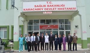 Bursa Karacabey Devlet Hastanesi Resmi