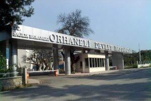 Bursa Orhaneli Devlet Hastanesi Resmi