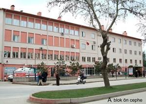 Bursa İnegöl Devlet Hastanesi Resmi
