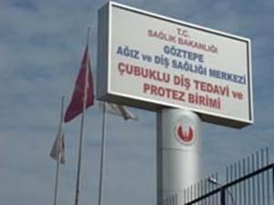 İstanbul Kadıköy Göztepe Ağız Ve Diş Sağlığı Merkezi Resmi