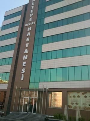 İstanbul Maltepe Devlet Hastanesi Resmi
