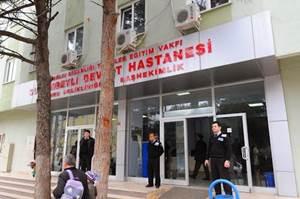 Tacirler Eğitim Vakfı Sultanbeyli Devlet Hastanesi Resmi