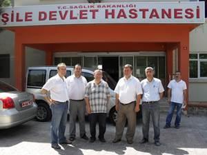 İstanbul Şile Devlet Hastanesi Resmi