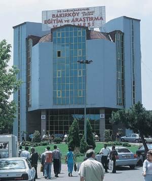 Bakırköy Prof.Dr.Mazhar Osman Ruh Sağ. Ve Sinir Hast. Eğt. Ve Araş. Hastanesi Resmi