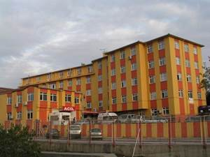 Bayrampaşa Devlet Hastanesi Resmi