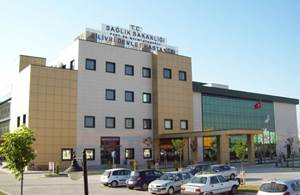 Dr.Necmi Ayanoğlu Silivri Devlet Hastanesi Resmi