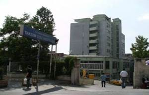 Taksim Hastanesi Resmi