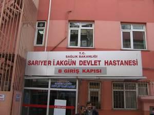 Sarıyer- İsmail Akgün Devlet Hastanesi Resmi