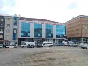 Sultangazi- Lütfiye Nuri Burat Devlet Hastanesi Resmi