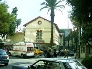 İzmir Alsancak Nevvar Salih İşgören Devlet Hastanesi Resmi