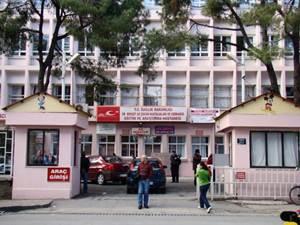 İzmir Dr.Behçet Uz Çocuk Hastalıkları Ve Cerrahisi Eğitim Ve Araştırma Hastanesi Resmi