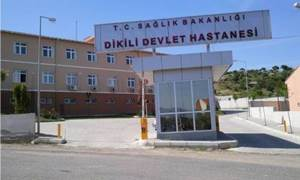 İzmir Dikili Devlet Hastanesi Resmi