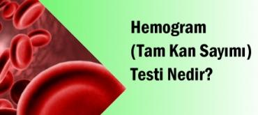 Hemogram (Tam Kan Sayımı) Testi Nedir?