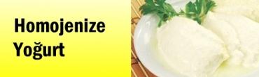 Homojenize Yoğurt nedir?