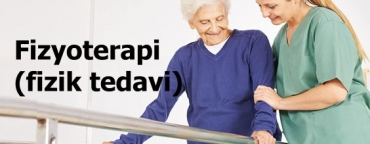 Fizyoterapi (fizik tedavi)